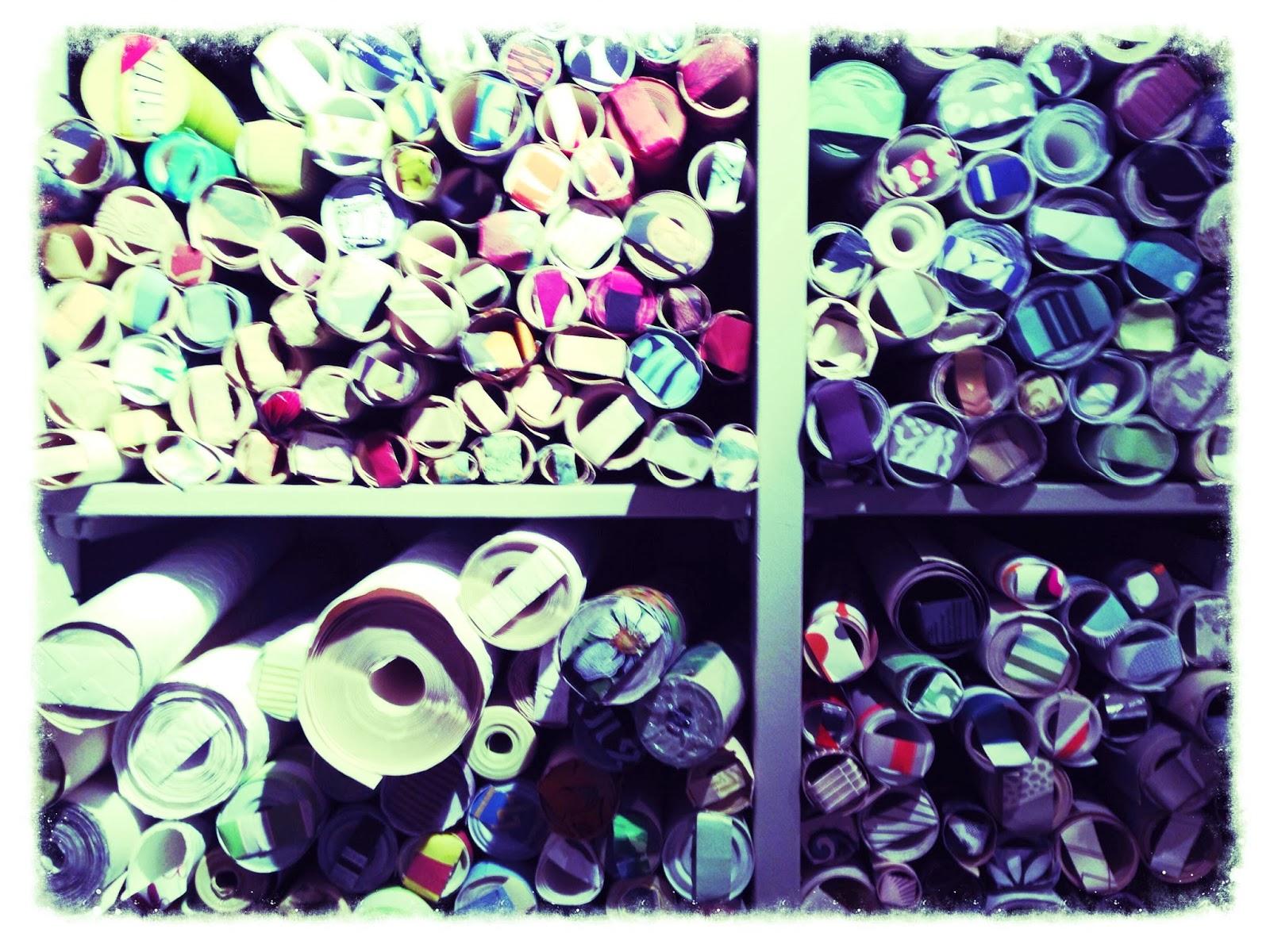 Tous nos papiers peints Au Fil des Couleurs - papier peint au fil des couleurs