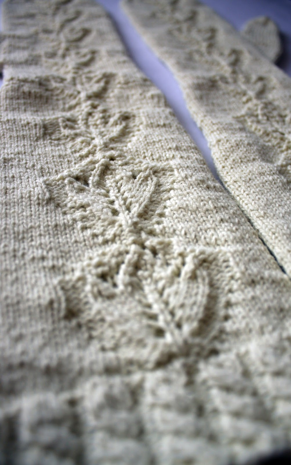Варежки спицы схема