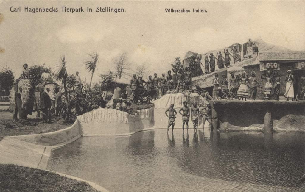 Orientalism was a popular genre of the European nude postcard industry ...