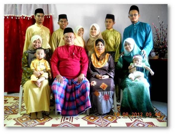 :: Gambar keluargaku