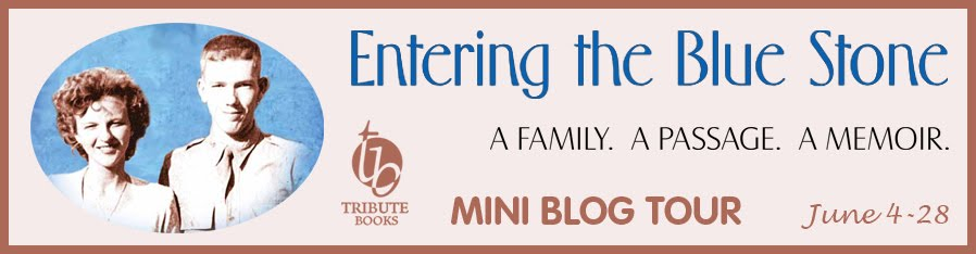 Entering the Blue Stone Blog Tour