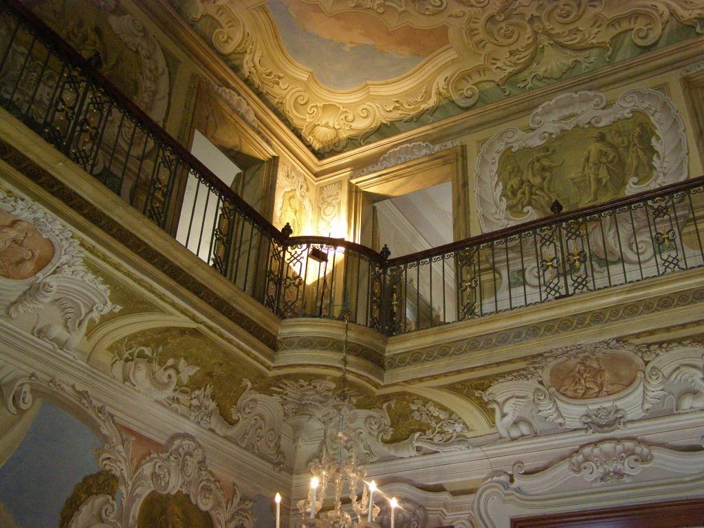 Interni Di Villa Pisani : Passeggiare tra parchi giardini e castelli: villa pisani
