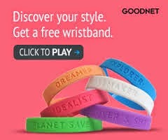 Get Free Good Doer Wristband & inspiration kit from goodnet.org