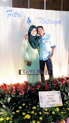 Fitri+Natasya Wedding