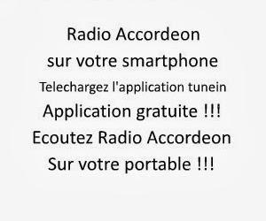 Radio Accordeon sur votre smartphone