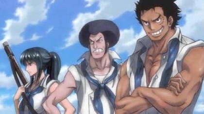 ซึรุ เซนโงคุ การ์ป @ One Piece