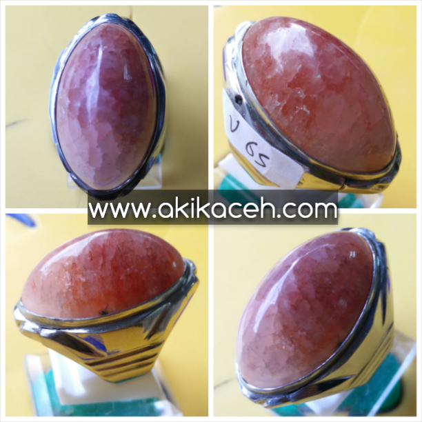 Batu Akik Crystal
