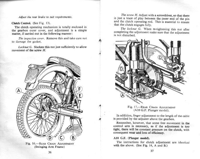 bsa manual book u2026    instruction manual for a7 twin  a7