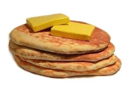 Making pancake patterns. - YouTube