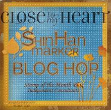 CTMH Alcohol Ink Marker Blog Hop