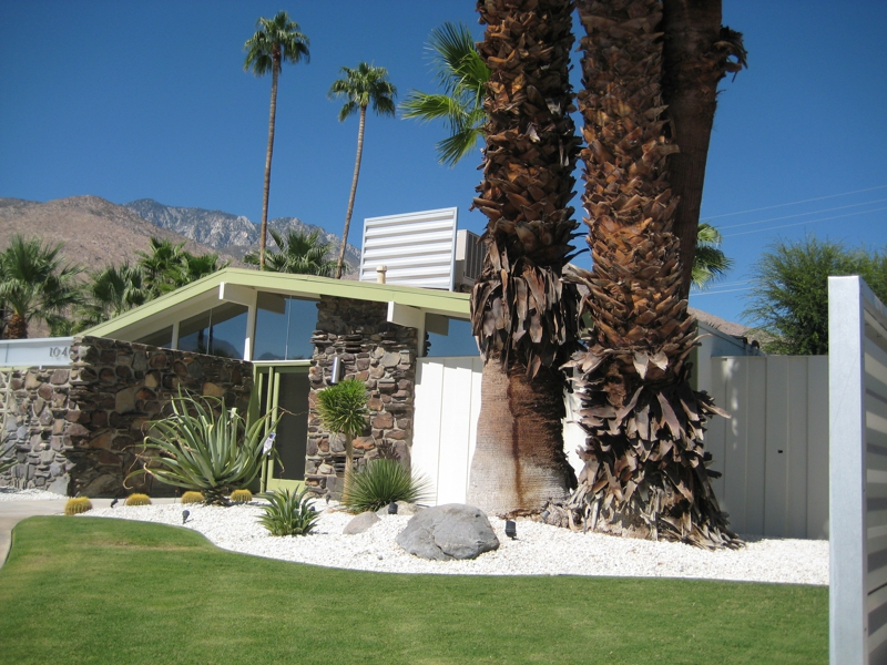 Braxton and yancey alexander homes 1955 1965 mid for New modern homes palm springs