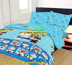 Harga Sprei Doraemon 160×200 Jual