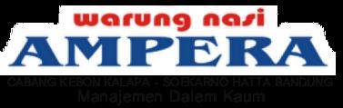 Warung Nasi Ampera - Rumah Makan  Khas Sunda