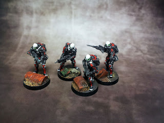 Kaplan Tactical Services Box - Mercs - Infinity the Game