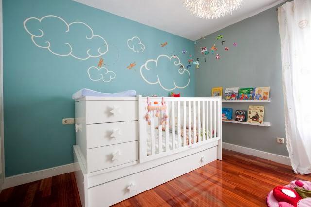 Inspiration deco baby s room for Deco habitacion bebe