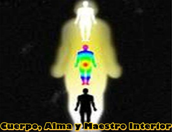 Todos somos Seres Multidimensionales, dentro de nuestro cuerpo está nuestra Alma y nuestro Maestro Interior.