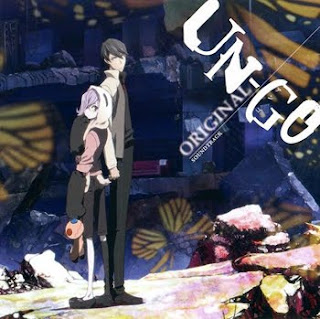 UN-GO Original Soundtrack