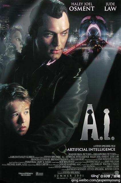 AI Artificial Intelligence (2001) จักรกลอัจฉริยะ [YouTube] [HD] //ดูหนังออนไลน์ HD ฟรี | ดูหนังใหม่ | ดูหนัง HD | ดูหนังฟรี | ดูซีรี่ย์ออนไลน์ | ดูการ์ตูนออนไลน์