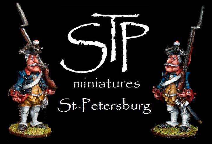 STP-miniatures St.Petersburg - STuPin