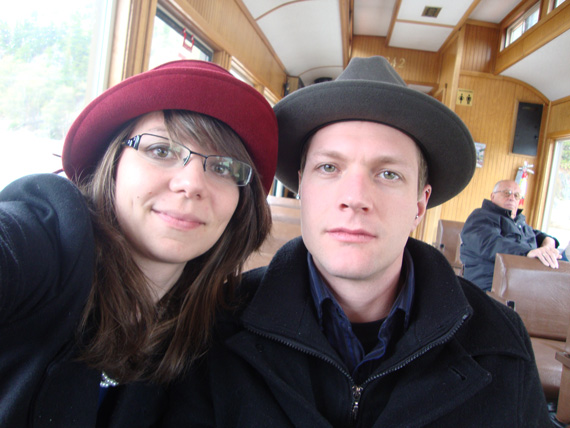 On the Amtrak