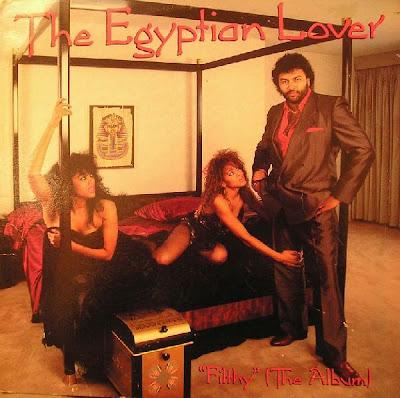 Egyptian Lover – Filthy (1988, CD, 192)