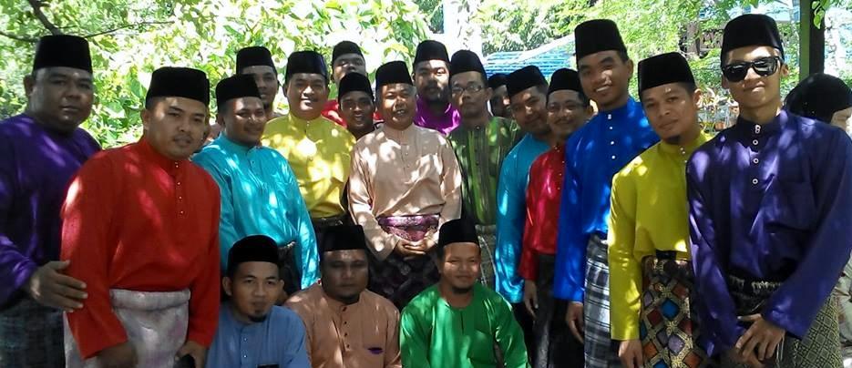 Aidilfitri bersama Ketua UMNO Bahagian Kemaman
