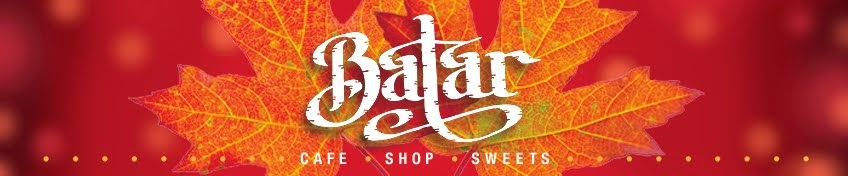 BATAR. Cafe. Shop. Sweets.