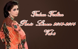 Firdous Paris Linen Vol-2
