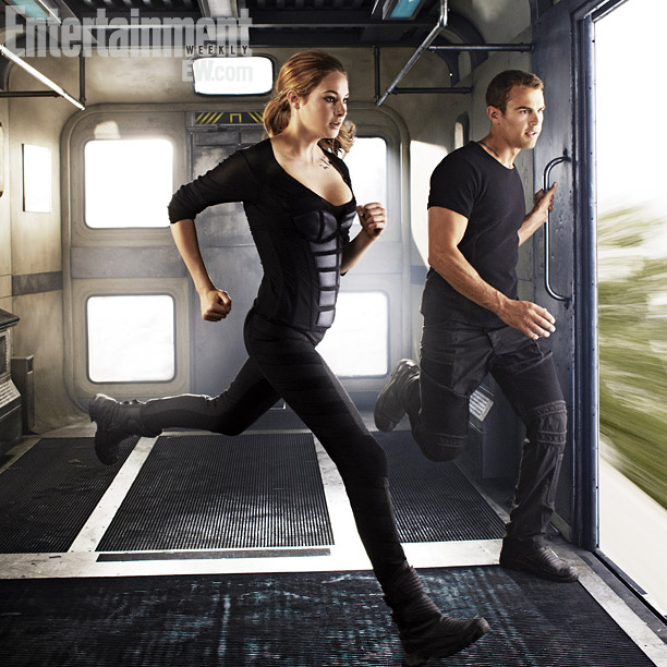 divergent movie tris and four - photo #14