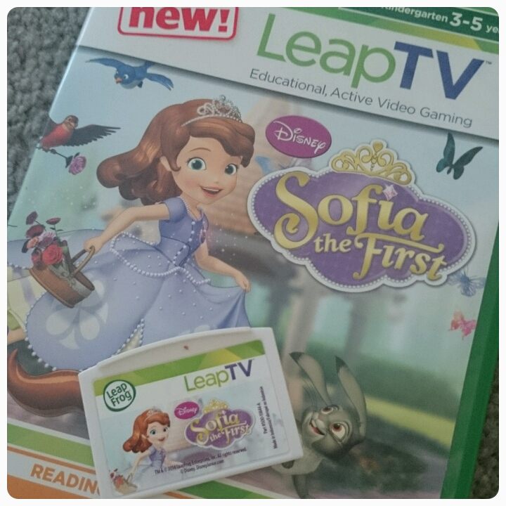 sofia the first leaptv game