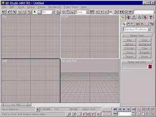 نبذة عن برنامج 3d max والتطورات التي مر بها