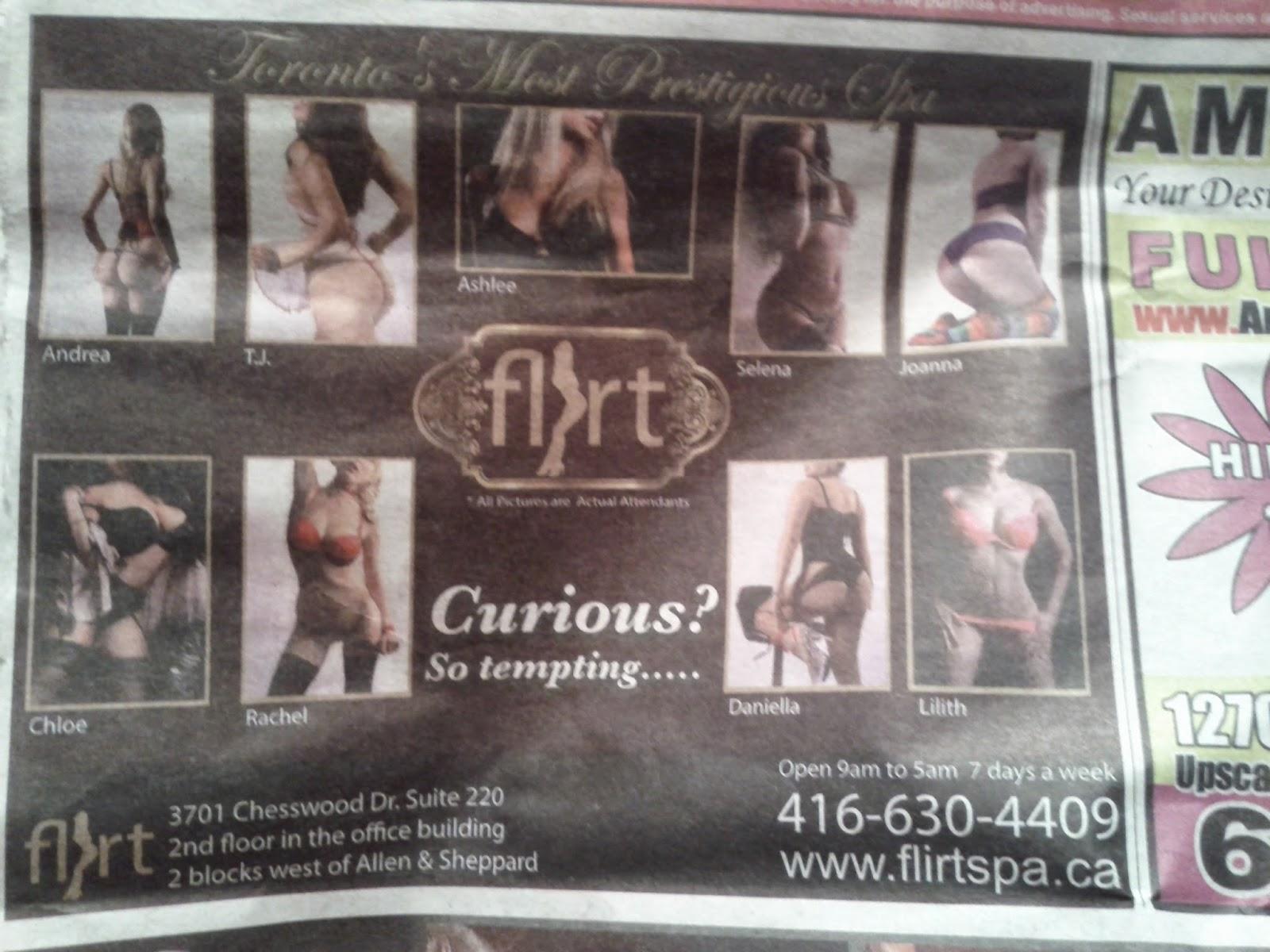 Flirt Spa Toronto