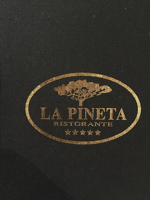 La Pineta Restaurante Livorno Marina di Bobbio Menu Zazzeri
