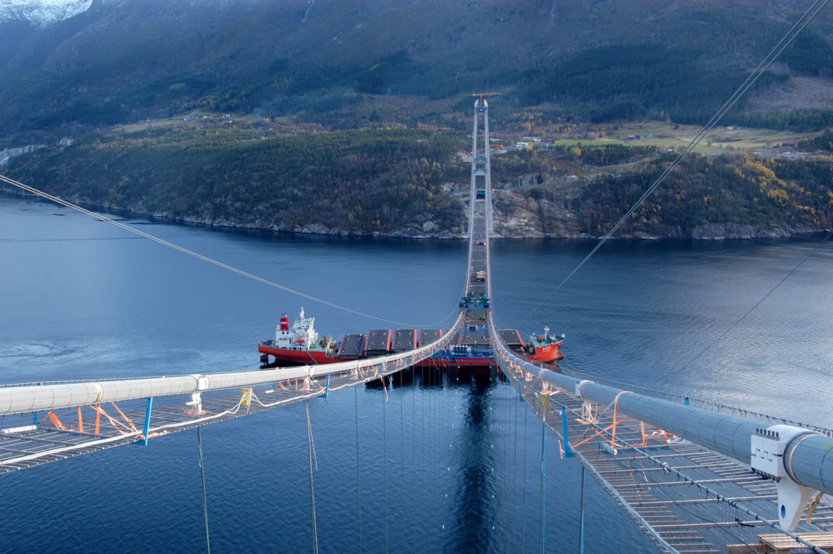 Best Buildings And Beautiful Places Of The World Sky Bridge Norway
