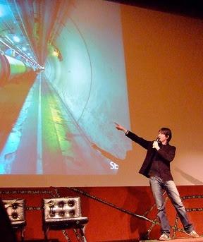Brian Cox LHC