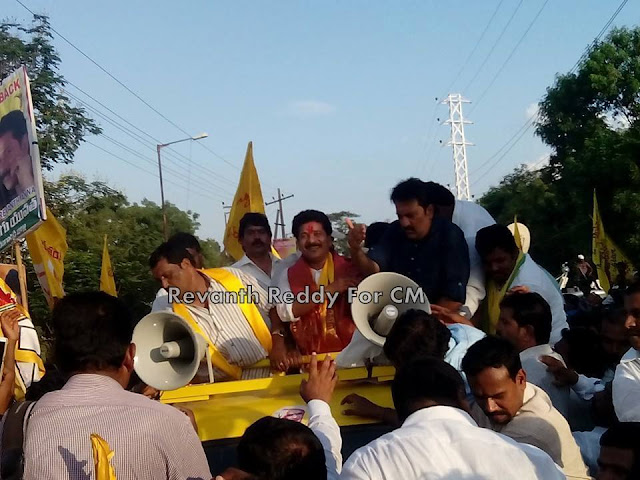 Revanth Reddy Controversial comments on KCR