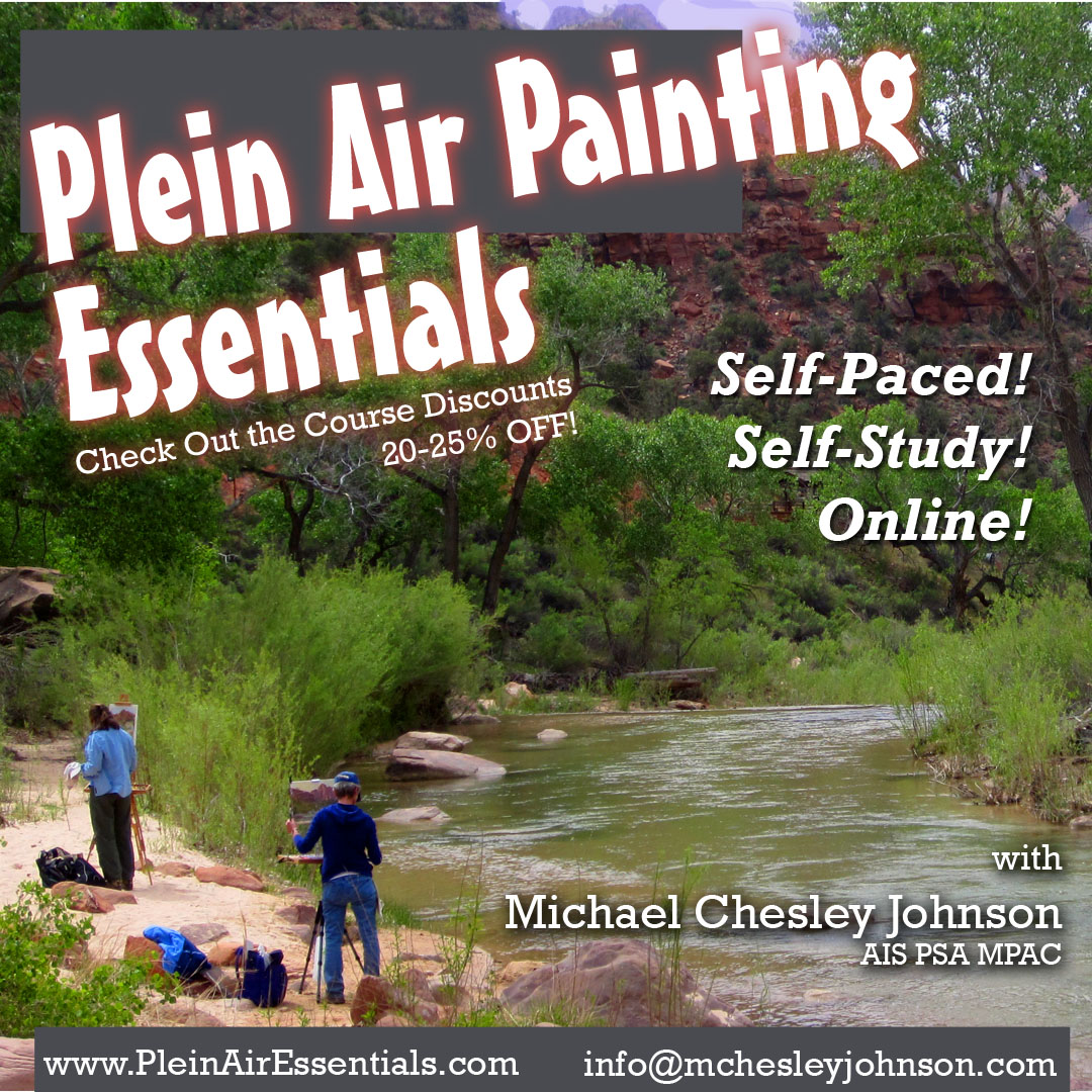Plein Air Essentials!