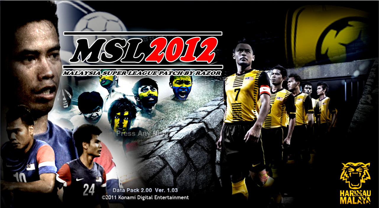 for MSL 2012 Patch. Please refer to installation section to install