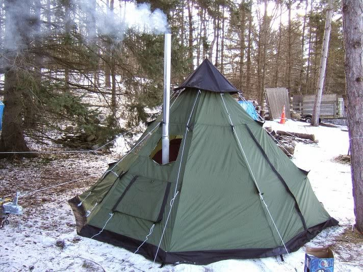 Guide Gear Military Style Arctic Tent 10u0027x10u0027 & Old Glory Gunsmith Shoppe: The Bug-Out Pack Survival System
