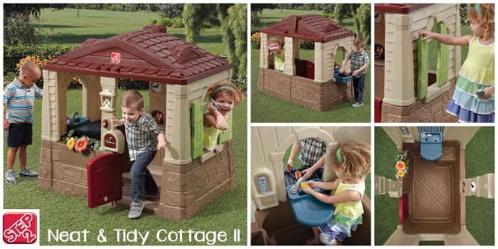 Step2 Neat & Tidy Cottage II Giveaway