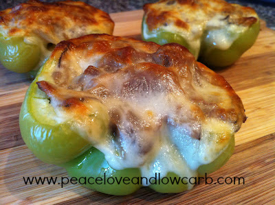 Philly CheeseSteak Stuffed Peppers, Tasty Fun Recipes, Easy Recipes