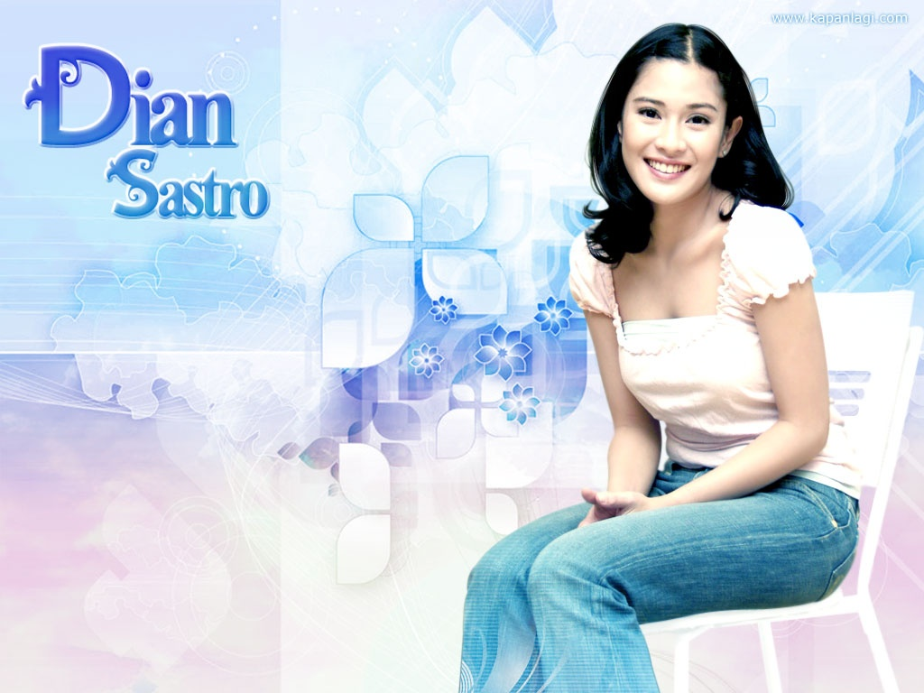 World actress dian sastro wardoyo