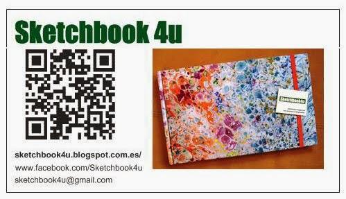 cuadernos de viaje artesanales