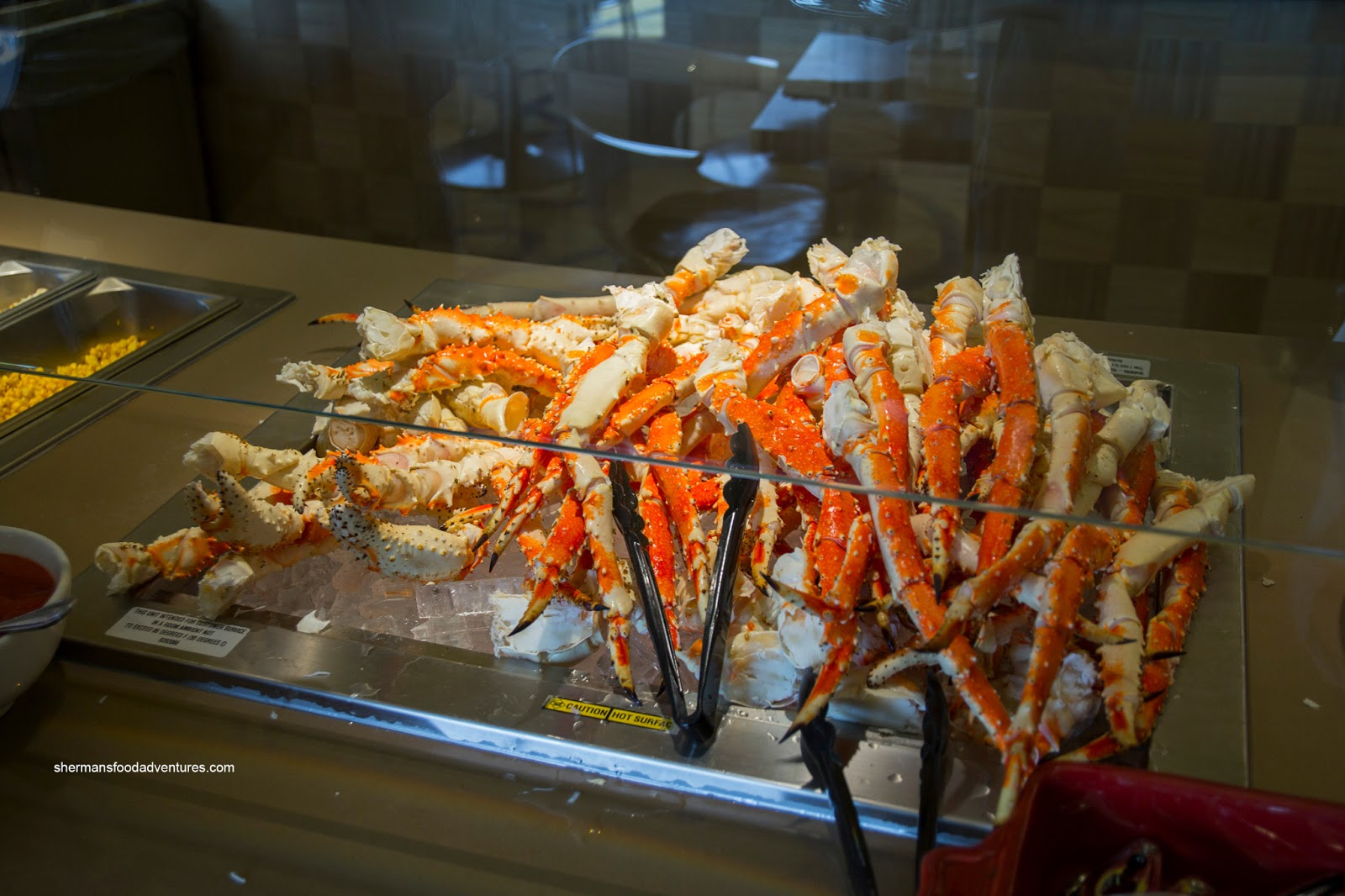 grand casino all you can eat crab legs