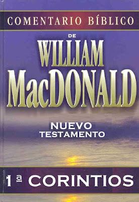 William MacDonald-Comentario Bíblico-Nuevo Testamento-1ª Corintios-