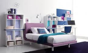 Lovely Teenage Bedroom Design Ideas