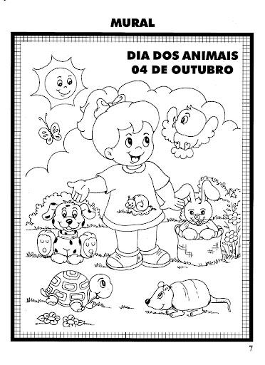 Mundo Mágico 4 De Outubro Dia Dos Animais