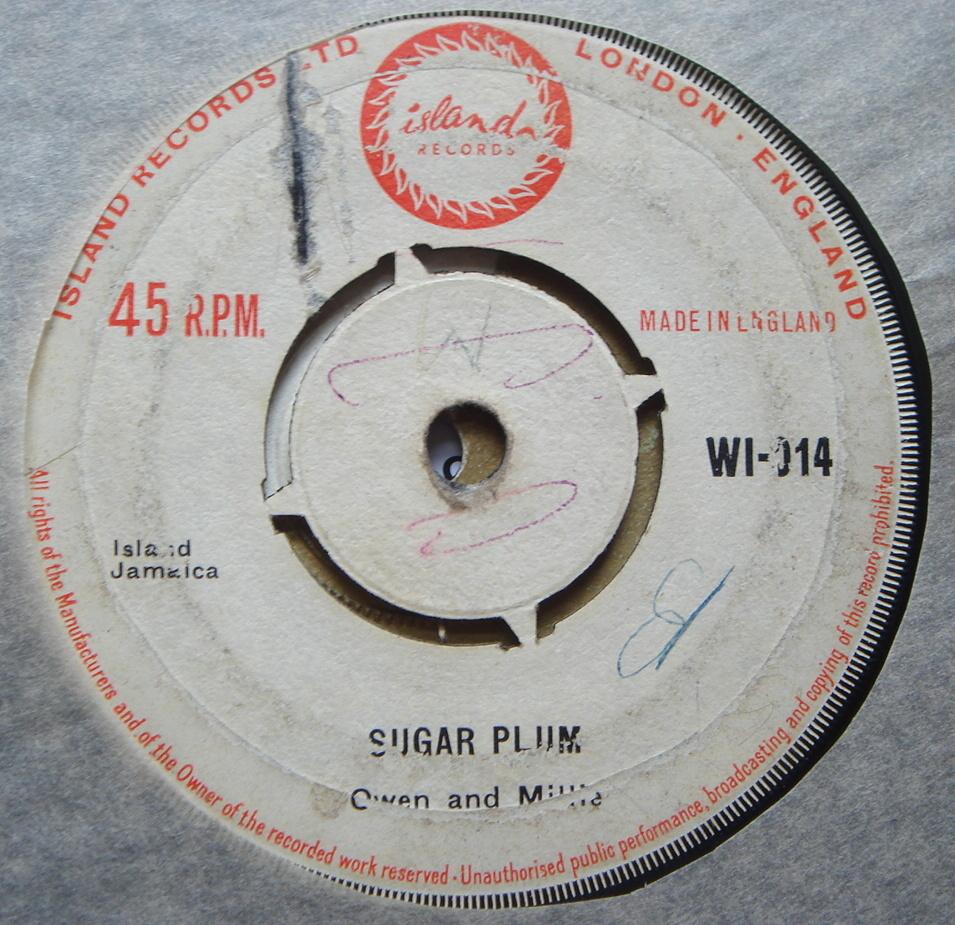 Owen Millie Owen Gray Sugar Plum Jezebel