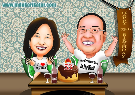 Silahkan klik galeri karikatur untuk melihat sle karikatur kamiyang