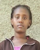 Enatenesh - Ethiopia (ET-513), Age 19